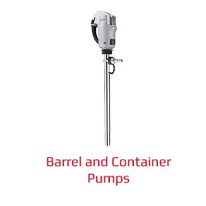 Barrel and Container Pumps
