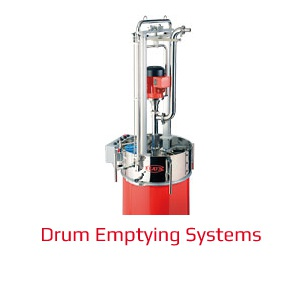 Drum Emptying Systems